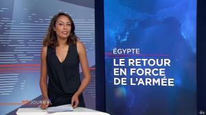 Leïla Kaddour Boudadi au JT d'Arte - 03/07/13 - 04