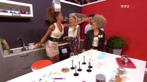 Les Gafettes, Doris Rouesne et Nadia Aydanne dans le Juste Prix - 23/09/13 - 06