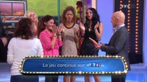 Les Gafettes, Fanny Veyrac et Doris Rouesne dans le Juste Prix - 08/01/13 - 18