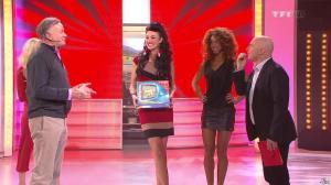 Les Gafettes, Fanny Veyrac et Doris Rouesne dans le Juste Prix - 08/03/13 - 22