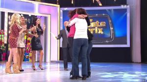 Les Gafettes, Fanny Veyrac, Doris Rouesne et Nadia Aydanne dans le Juste Prix - 08/01/13 - 17