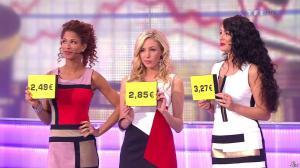 Les Gafettes, Fanny Veyrac, Doris Rouesne et Nadia Aydanne dans le Juste Prix - 09/01/13 - 07