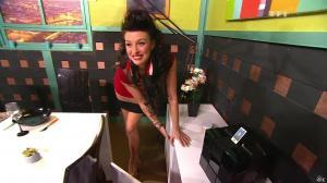 Fanny Veyrac dans le Juste Prix - 08/03/13 - 10
