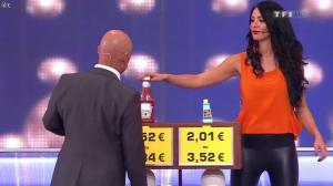 Fanny Veyrac dans le Juste Prix - 09/10/12 - 07