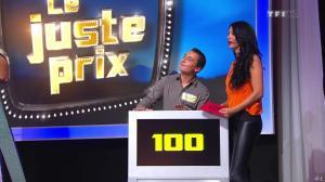 Fanny Veyrac dans le Juste Prix - 09/10/12 - 16