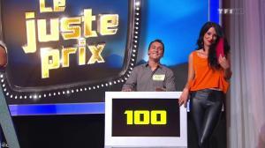 Fanny Veyrac dans le Juste Prix - 09/10/12 - 17