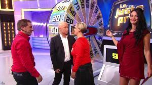 Fanny Veyrac dans le Juste Prix - 11/12/12 - 09