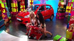 Les Gafettes, Fanny Veyrac et Nadia Aydanne dans le Juste Prix - 09/01/13 - 04