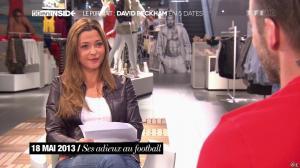 Sandrine Quétier dans 50 Minutes Inside - 01/06/13 - 02