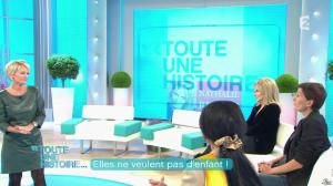 Sophie Davant dans Toute une Histoire - 11/12/12 - 02