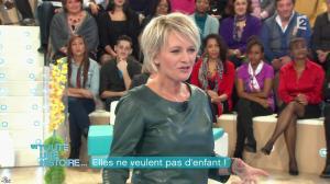 Sophie Davant dans Toute une Histoire - 11/12/12 - 07