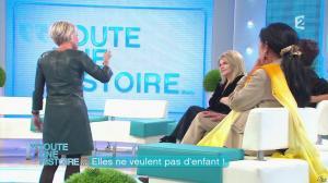 Sophie Davant dans Toute une Histoire - 11/12/12 - 08