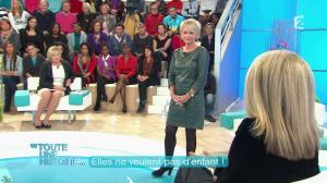 Sophie Davant dans Toute une Histoire - 11/12/12 - 11