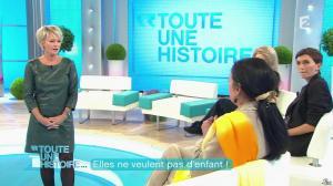 Sophie Davant dans Toute une Histoire - 11/12/12 - 15