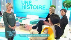 Sophie Davant dans Toute une Histoire - 11/12/12 - 16