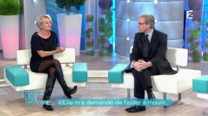 Sophie Davant dans Toute une Histoire - 14/03/13 - 01