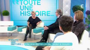 Sophie Davant dans Toute une Histoire - 14/03/13 - 02
