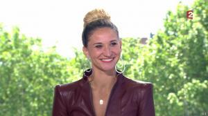 Tatiana Golovin dans Roland Garros - 04/06/13 - 03
