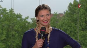 Tatiana Golovin dans Roland Garros - 30/05/13 - 01