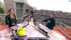 Tatiana Golovin dans Roland Garros - 31/05/13 - 01