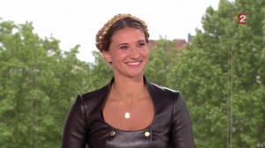 Tatiana Golovin dans Roland Garros - 31/05/13 - 02