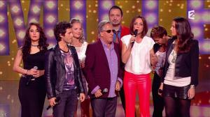 Virginie Guilhaume et Elisa Tovati dans Un Air de Famille - 05/10/13 - 10