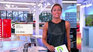 Anne-Sophie Lapix dans C à Vous - 16/09/14 - 01