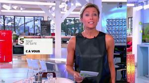 Anne-Sophie Lapix dans C à Vous - 16/09/14 - 02