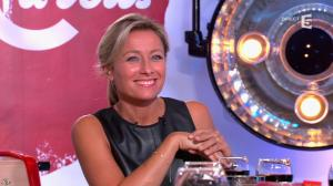 Anne-Sophie Lapix dans C à Vous - 16/09/14 - 44