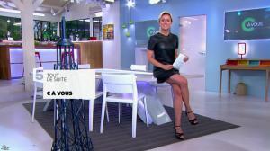 Anne-Sophie Lapix dans C à Vous - 21/05/14 - 003