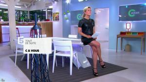 Anne-Sophie Lapix dans C à Vous - 21/05/14 - 005
