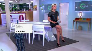 Anne-Sophie Lapix dans C à Vous - 21/05/14 - 013