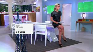 Anne-Sophie Lapix dans C à Vous - 21/05/14 - 026