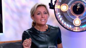 Anne-Sophie Lapix dans C à Vous - 21/05/14 - 339