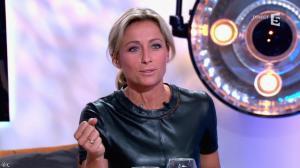 Anne-Sophie Lapix dans C à Vous - 21/05/14 - 343