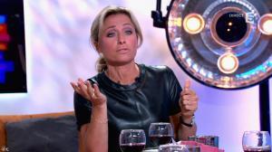 Anne-Sophie Lapix dans C à Vous - 21/05/14 - 367