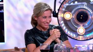 Anne-Sophie Lapix dans C à Vous - 21/05/14 - 423