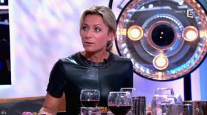 Anne-Sophie Lapix dans C à Vous - 21/05/14 - 467