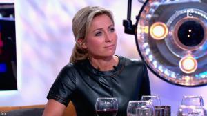 Anne-Sophie Lapix dans C à Vous - 21/05/14 - 492