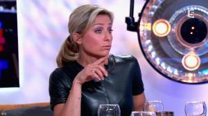 Anne-Sophie Lapix dans C à Vous - 21/05/14 - 498