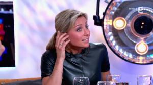 Anne-Sophie Lapix dans C à Vous - 21/05/14 - 500