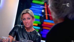Anne-Sophie Lapix dans C à Vous - 21/05/14 - 514