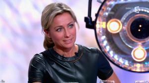 Anne-Sophie Lapix dans C à Vous - 21/05/14 - 520