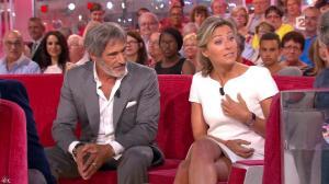 Anne-Sophie Lapix dans Vivement Dimanche Prochain - 07/09/14 - 05