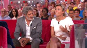 Anne-Sophie Lapix dans Vivement Dimanche Prochain - 07/09/14 - 06