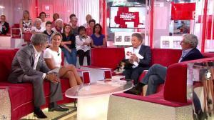 Anne-Sophie Lapix dans Vivement Dimanche Prochain - 07/09/14 - 23