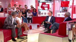 Anne-Sophie Lapix dans Vivement Dimanche Prochain - 07/09/14 - 24