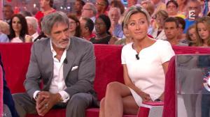 Anne-Sophie Lapix dans Vivement Dimanche Prochain - 07/09/14 - 32