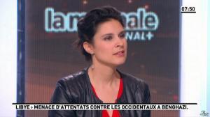 Apolline De Malherbe dans la Matinale - 25/01/13 - 05