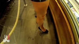Caroline Ithurbide dans le Grand 8 - 11/03/14 - 01